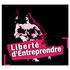 Logo du site internet du collectif Liberté d'entreprendre